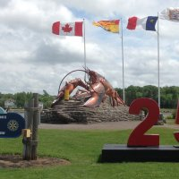 Special Events & Activities » 25th anniversary of the giant lobster
