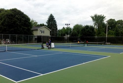 Tennis Courts Image 1