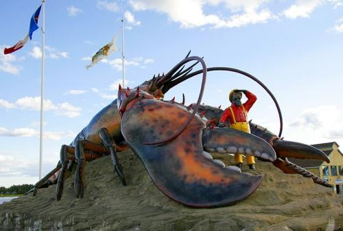 The World's Largest Lobster Image 1